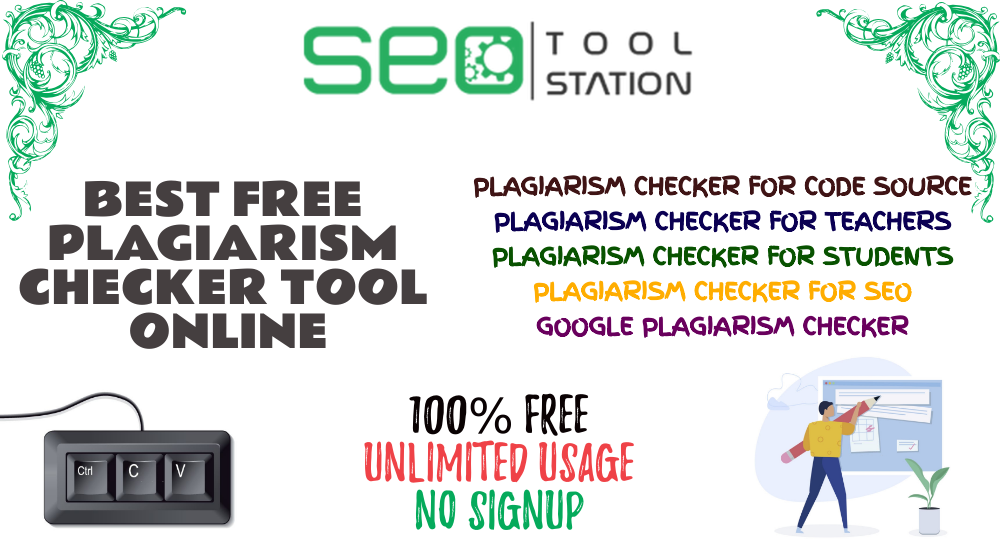 Plagiarism Checker Tool Online