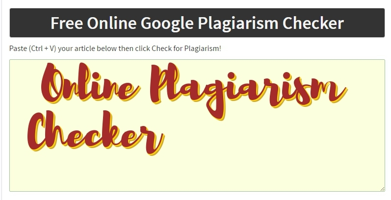 SeoTool Station Plagiarism Checker tool